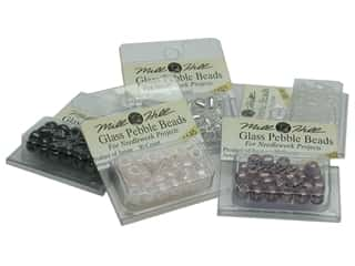 Mill Hill Pkg Pebble Beads 30pc