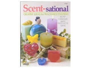 Books & Patterns Candlemaking: Yaley Scentsational Book