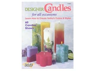 Books & Patterns Candlemaking: Yaley Designer Candles For All Occasions Book