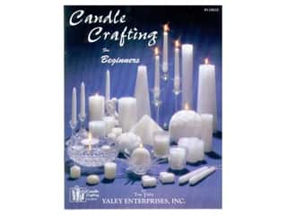 2013 Crafties - Best Adhesive: Candle Crafting for Beginners Book