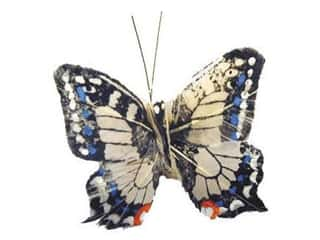 Floral &amp; Garden Swallowtail Butterfly 2&quot;