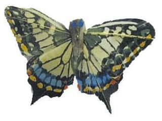 Floral &amp; Garden Swallowtail Butterfly 2 1/4&quot;