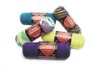 Red Heart Classic Yarn