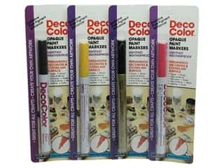 Uchida DecoColor Fine Marker Carded