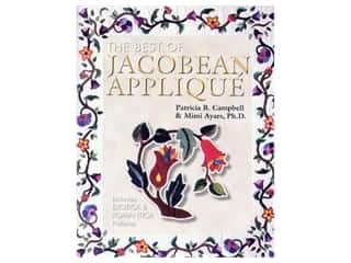 The Best of Jacobean Applique Book