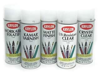 Krylon Artist Sprays