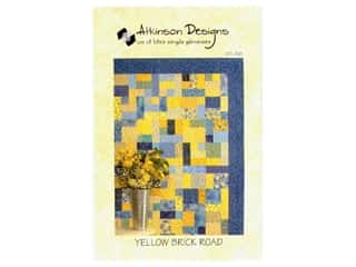 Atkinson Design: Yellow Brick Road Pattern