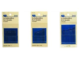 Tapestry Needles: Dritz Hand Needles