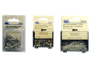 Clearance Blumenthal Favorite Findings: Dritz Pins, SALE $1.79-$9.89.