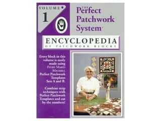 The Perfect Patchwork System Volume 1 Book