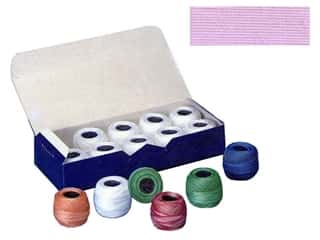 Tatting Accessories Tatting Thread: DMC Tatting Cotton Size 80 #397 Silvery Lavender (10 balls)