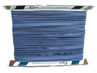 "Conso Princess Cord with Lip 3/16"" French Blue (24 yards)"