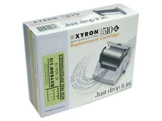 "Gifts & Giftwrap Clear: Xyron 510 5"" Refill Adhesive Repositionable Acid Free 18'"