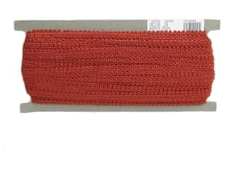 "Trims Conso Princess Scroll Gimp .5"": Conso Princess Rayon French Gimp 1/2"" Chinese Red (36 yards)"