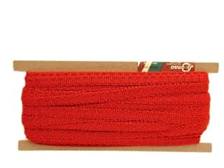 "Conso Princess Scroll Gimp .5"" Chinese Red (36 yards)"