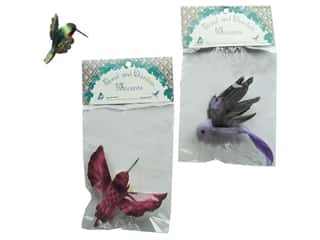 Floral &amp; Garden Accents Hummingbird