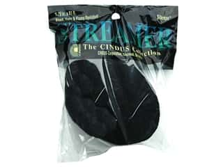 Crepe Streamer 1 3/4 in. x 81 ft Black (3 pieces)