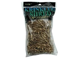 Cindus: Krinkle Shred 2 oz. Kraft