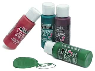 Crafter&#39;s Acrylic Paint by DecoArt 2 oz.