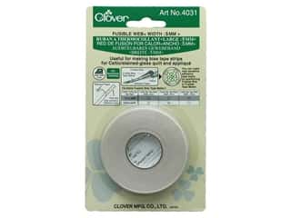 clover bias : Clover Fusible Web 1/4 in. (5 mm)