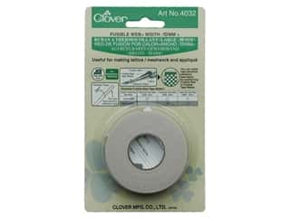 Fusible Web: Clover Fusible Web 1/2 in. (10 mm)