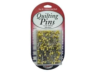 Sullivans Quilt Shop Pins Quilting Yellow Size 28