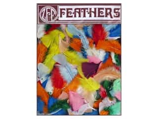 Zucker Feather Turkey Plumage 0.5 oz Assorted