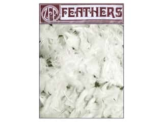 Zucker Feather Turkey Plumage 0.5 oz White