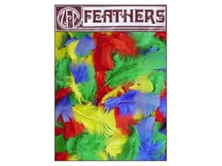Zucker Feather Turkey Plumage 0.5 oz Astd Vibrant