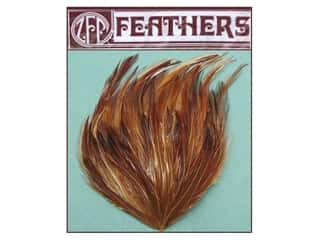 Zucker Feather Hackle Pads Natural