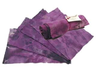 Raggedy Junction Meltie Feltie 4pc Shades/Purple