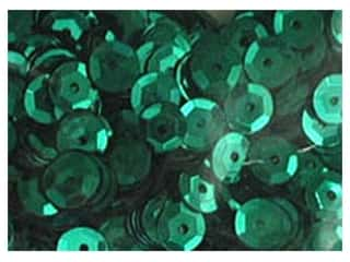 Accent Design Cupped Sequins 5 mm 800 pc Green (3 packages)