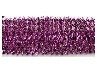 Kids Crafts: Glitter Stems 12 in. x 6 mm 25 pc. Purple