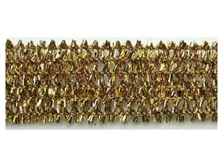 glitter chenille stem: Glitter Stems 12 in. x 6 mm 25 pc. Gold