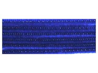 "Accent Design-Basics: Accent Design Chenille Stem 12""x 6mm Royal (3 packages)"