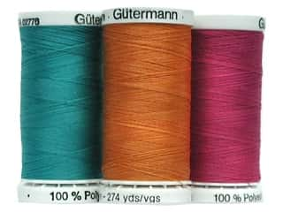 Gutermann Sew-All Thread 250M, SALE $2.79-$3.79.