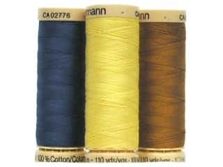 Gutermann 100% Natural Cotton Sewing 100M