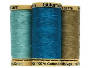 Roc-Lon: Gutermann 100% Natural Cotton Sewing 250M