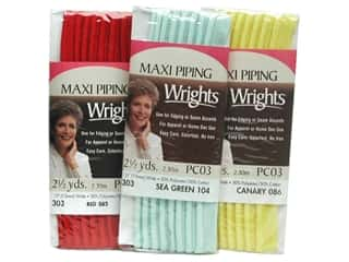 Wrights Bias Tape Maxi Piping 2 1/2 yd.