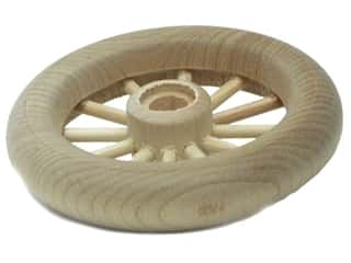 "Woodworks Spoke Wheel Bulk 3"" Diameter (2 pieces)"
