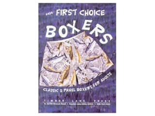 First Choice Boxers/Adults Pattern