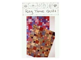 Rag Time Quilt Pattern