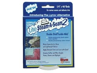"Steam-A-Seam 2 Lite 1/4""x 40yd Pkg"