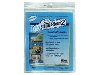 "Steam-A-Seam 2 Lite 9""x 12"" 5pc"