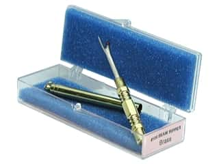 Wreaths Sewing Gifts & Gift Notions: Heritage Crafts Brass Seam Ripper Gift Boxed