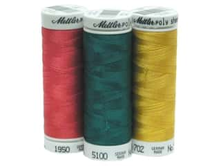 Mettler PolySheen Embroidery Thread 220 yd.