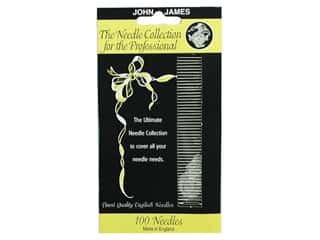John James Needle Collection For/Profesional 100pc