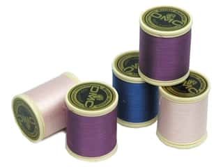 DMC Cotton Machine Embroidery 50wt Thread 547yd, SALE $2.49-$3.49.