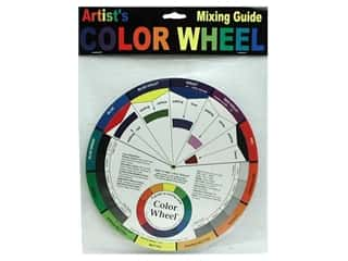 Color Selectors / Color Evaluators: The Color Wheel Co. Color Wheel 9 1/4""