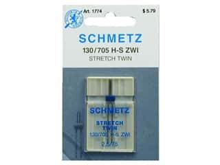 Needles / Machine Needles: Schmetz Stretch Needle Twin Size 75/2.5